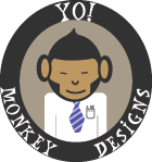 Yo! Monkey Designs!