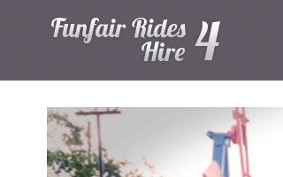 Funfair Rides 4 Hire